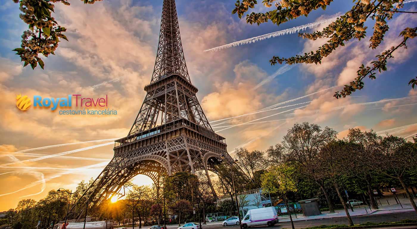 Fotka zľavy: Privítajte jar na Seine - vyberte sa na nezabudnuteľný poznávací zájazd do metropoly Francúzska a podľahnite i vy kúzlu Paríža. Počas 4 dní uvidíte to najkrajšie, čo toto mesto ponúka.